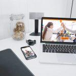 בניית אתר תדמיתת ליועץ עסקי - סופרסייט בניית אתרים